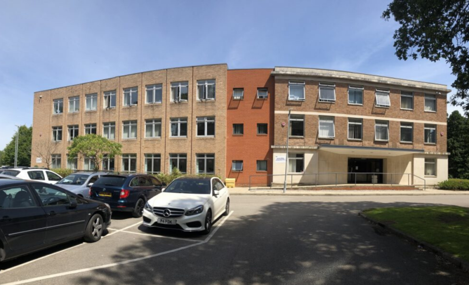 The Business Centre Hooton